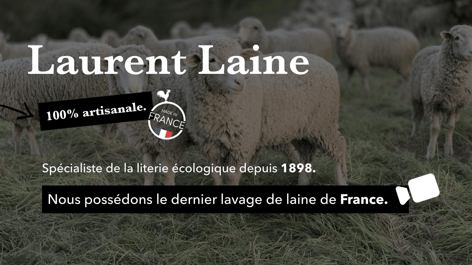 Literie en laine
